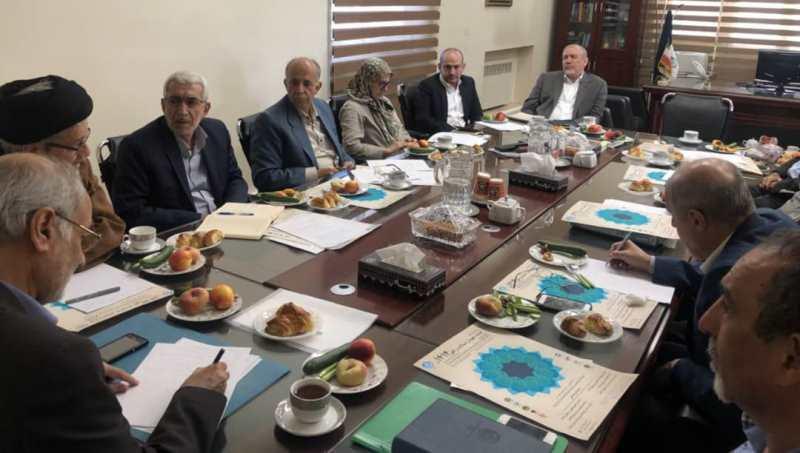 دومین جلسه شورای سیاستگذاری همایش برگزار شد.